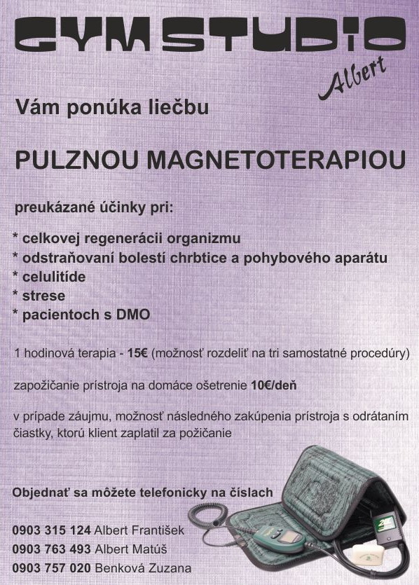 Pulzná magnetoterapia